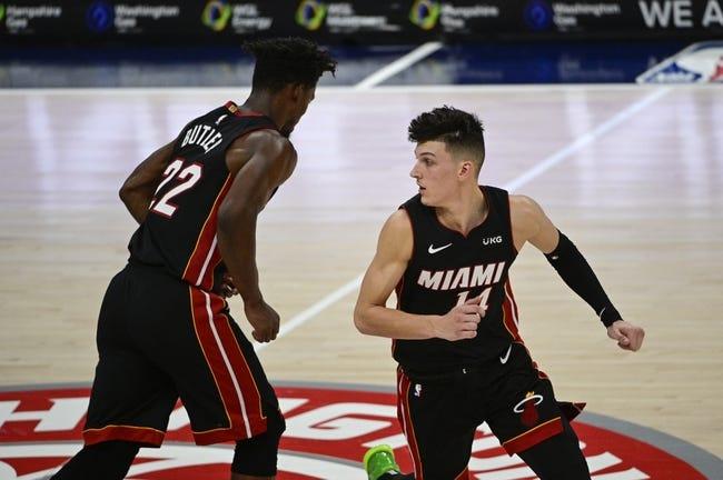 Sacramento Kings at Miami Heat - 1/30/21 NBA Picks and Prediction