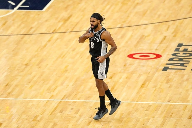 San Antonio Spurs vs Washington Wizards NBA Picks, Odds, Predictions 1/24/21