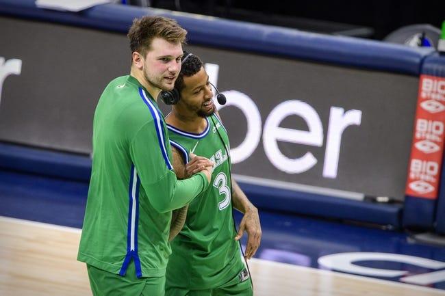 New Orleans Pelicans at Dallas Mavericks - 1/11/21 NBA Picks and Prediction