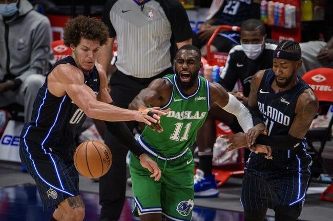 Orlando Magic vs Dallas Mavericks NBA Picks, Odds, Predictions 3/1/21