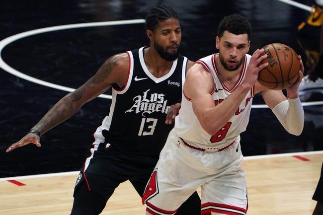 Chicago Bulls vs Los Angeles Clippers NBA Picks, Odds, Predictions 2/12/21