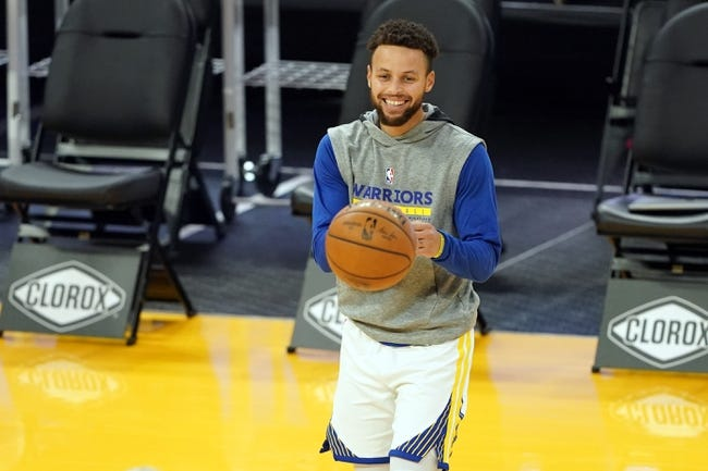 Golden State Warriors vs Indiana Pacers NBA Picks, Odds, Predictions 1/12/21