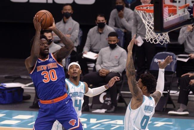 New York Knicks at Cleveland Cavaliers - 1/15/21 NBA Picks and Prediction