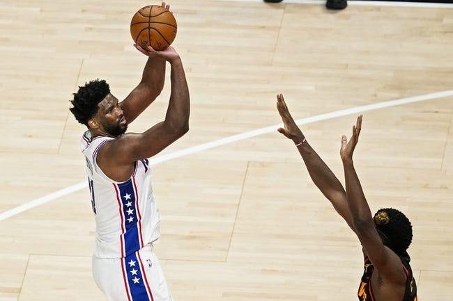 Miami Heat at Philadelphia 76ers - 1/12/21 NBA Picks and Prediction
