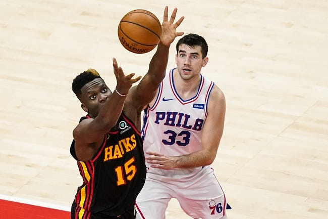 Philadelphia 76ers at Atlanta Hawks - 6/14/21 NBA Picks and Prediction