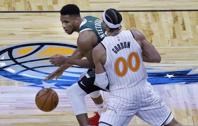 Orlando Magic vs Milwaukee Bucks NBA Picks, Odds, Predictions 4/11/21