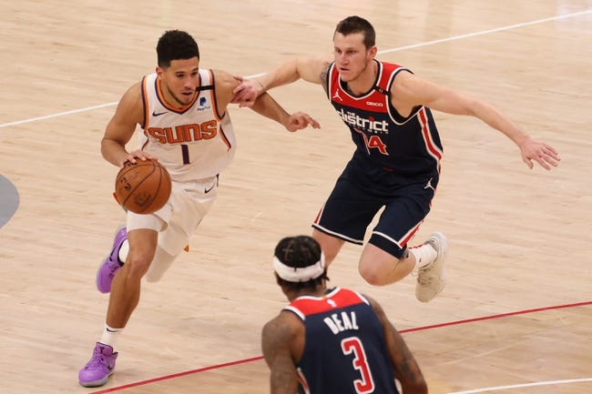 Phoenix Suns vs Atlanta Hawks NBA Picks, Odds, Predictions 1/13/21
