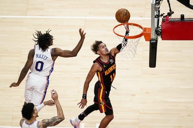 Minnesota Timberwolves at Atlanta Hawks - 1/18/21 NBA Picks and Prediction