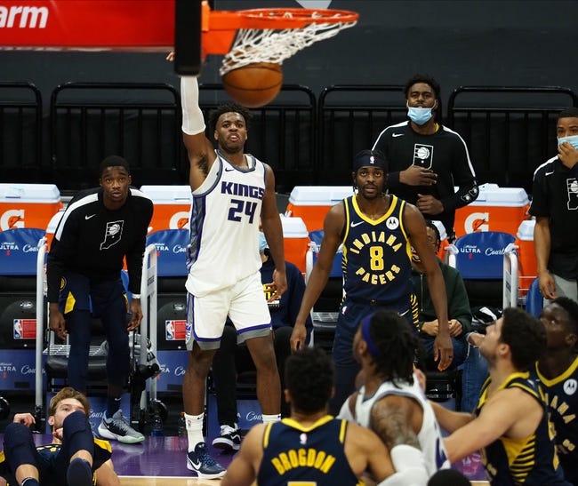 Indiana Pacers vs Sacramento Kings NBA Picks, Odds, Predictions 5/5/21