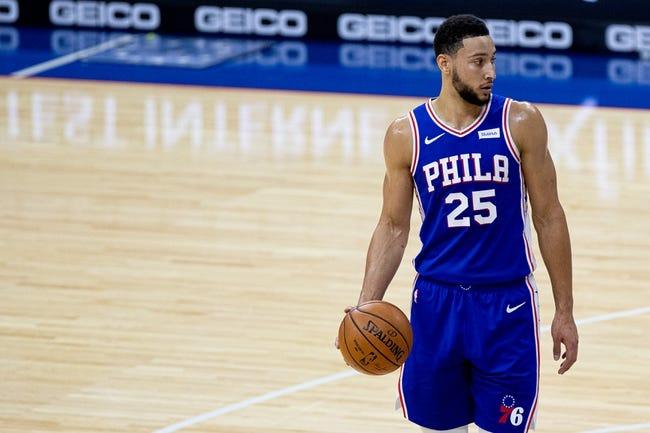 Philadelphia 76ers at Oklahoma City Thunder - 1/17/21 NBA Picks and Prediction