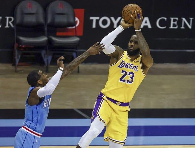 Oklahoma City Thunder vs Los Angeles Lakers NBA Picks, Odds, Predictions 1/13/21
