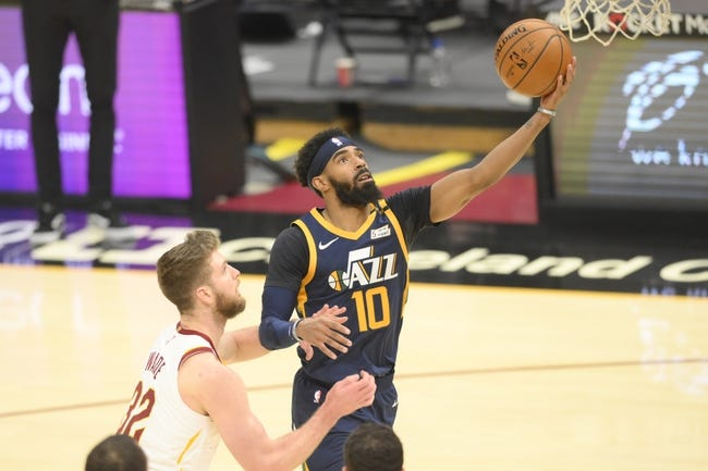 Utah Jazz vs Cleveland Cavaliers NBA Picks, Odds, Predictions 3/29/21