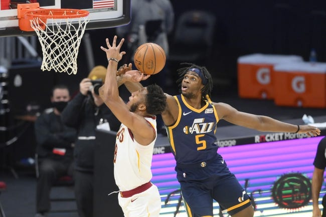Cleveland Cavaliers at Utah Jazz - 3/29/21 NBA Picks and Prediction