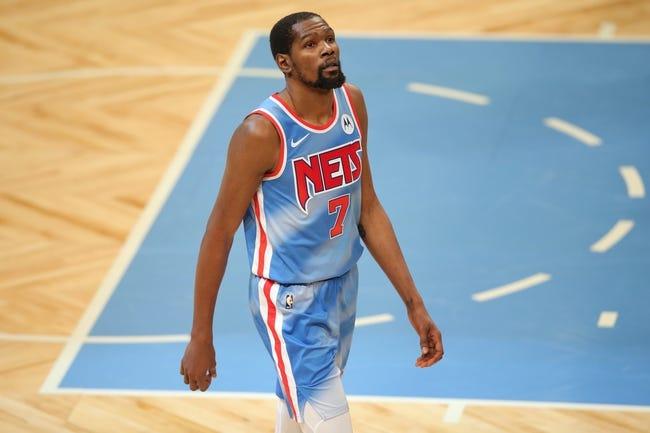 Brooklyn Nets at New York Knicks - 1/13/21 NBA Picks and Prediction