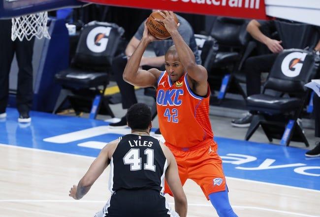 San Antonio Spurs vs Oklahoma City Thunder NBA Picks, Odds, Predictions 3/4/21