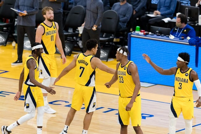 Los Angeles Clippers vs Indiana Pacers NBA Picks, Odds, Predictions 1/17/21