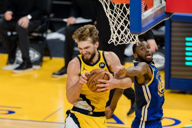 Golden State Warriors at Indiana Pacers - 2/24/21 NBA Picks and Prediction