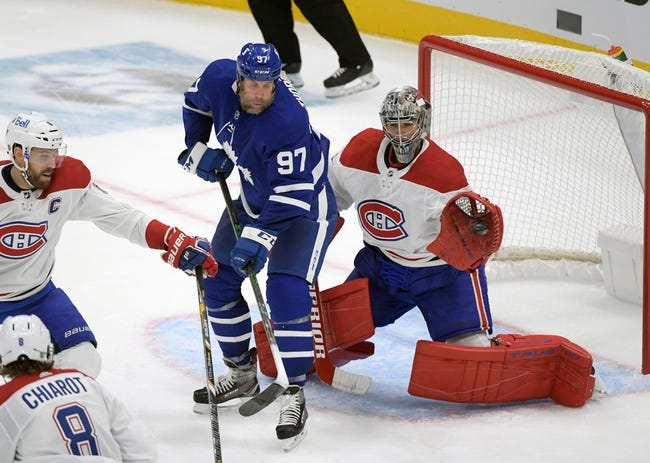 Edmonton Oilers vs Montreal Canadiens NHL Picks, Odds, Predictions 1/16/21