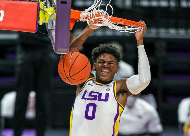 South Carolina at LSU: 1/16/21 College Basketball Picks and Predictions