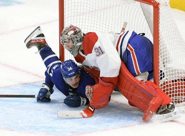 Montreal Canadiens vs Toronto Maple Leafs NHL Picks, Odds, Predictions 2/10/21