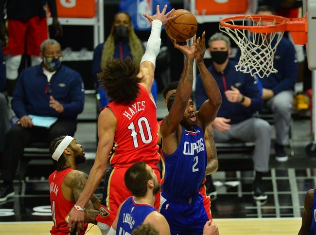 Los Angeles Clippers at New Orleans Pelicans - 3/14/21 NBA Picks and Prediction