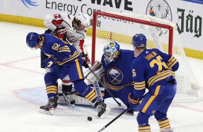 Buffalo Sabres at Washington Capitals - 1/22/21 NHL Picks and Prediction