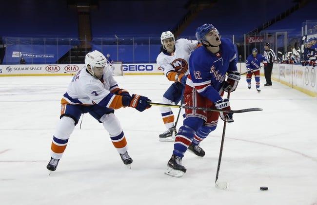 New York Rangers vs New York Islanders NHL Picks, Odds, Predictions 1/16/21