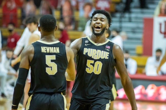 Indiana at Purdue: 3/6/21 College Basketball Picks and Predictions