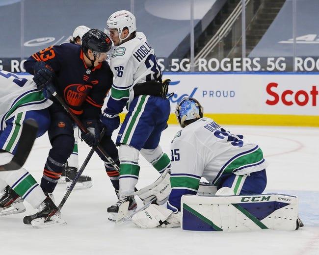 Vancouver Canucks vs Edmonton Oilers NHL Picks, Odds, Predictions 2/23/21
