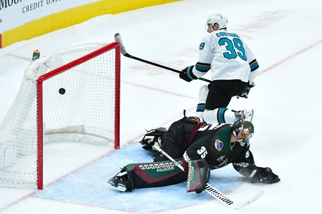Arizona Coyotes vs San Jose Sharks NHL Picks, Odds, Predictions 1/16/21