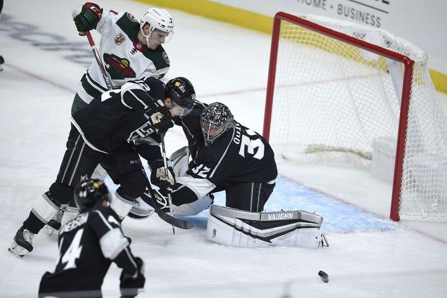 Minnesota Wild at Los Angeles Kings - 1/16/21 NHL Picks and Prediction