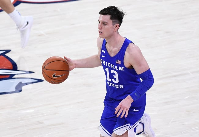 BYU vs Pepperdine College Basketball Picks, Odds, Predictions 1/23/21