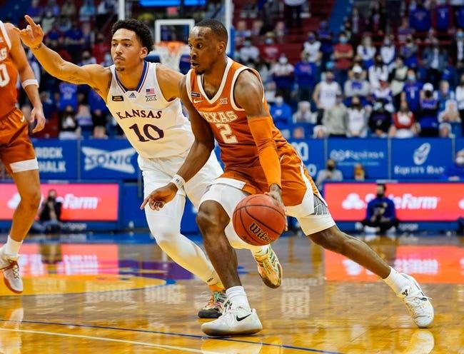 Kansas at Texas 2/23/21 College Basketball Picks and Predictions