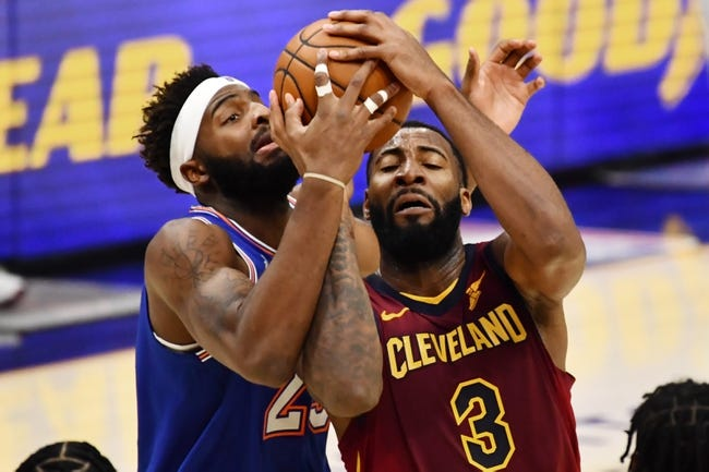 Detroit Pistons at Cleveland Cavaliers - 1/27/21 NBA Picks and Prediction