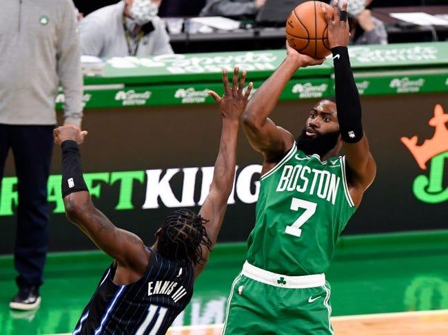 New York Knicks at Boston Celtics - 1/17/21 NBA Picks and Prediction