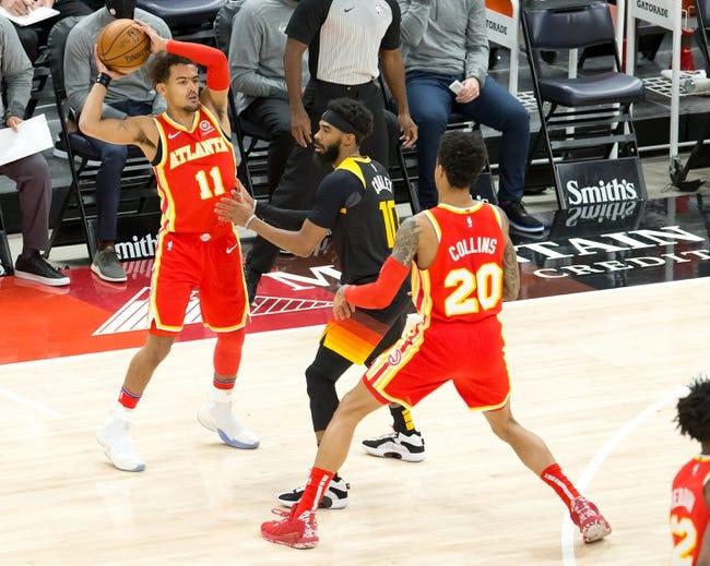Detroit Pistons at Atlanta Hawks - 1/20/21 NBA Picks and Prediction