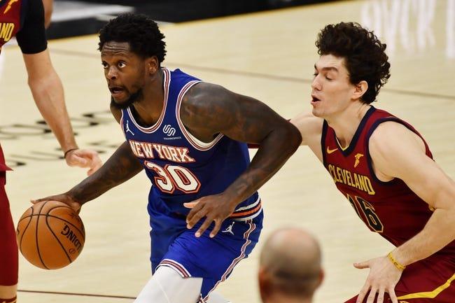 New York Knicks vs Cleveland Cavaliers NBA Picks, Odds, Predictions 1/29/21