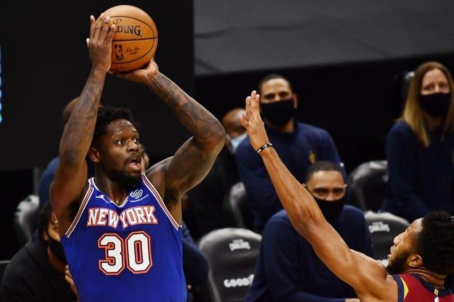 Orlando Magic at New York Knicks - 1/18/21 NBA Picks and Prediction
