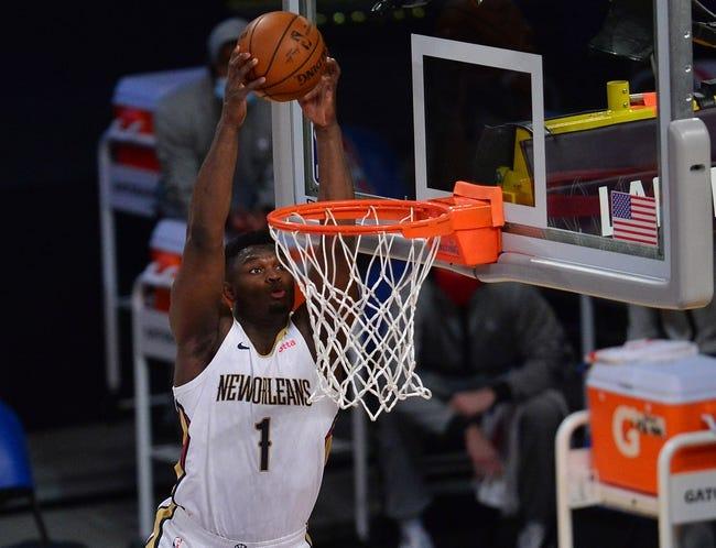 Sacramento Kings vs New Orleans Pelicans NBA Picks, Odds, Predictions 1/17/21