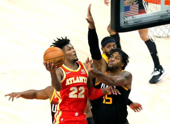 Atlanta Hawks vs Utah Jazz NBA Picks, Odds, Predictions 2/4/21