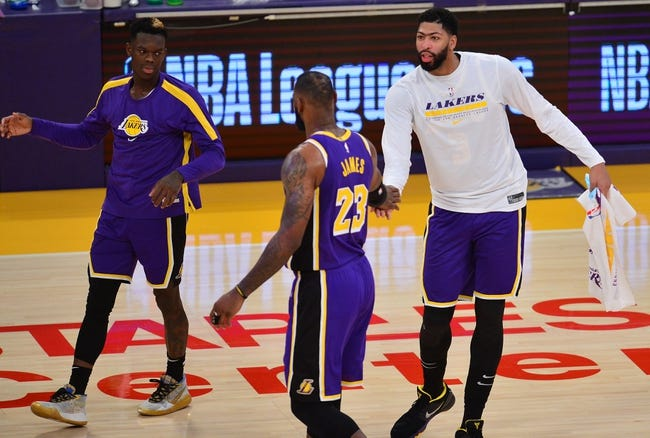 Los Angeles Lakers vs Golden State Warriors NBA Picks, Odds, Predictions 1/18/21