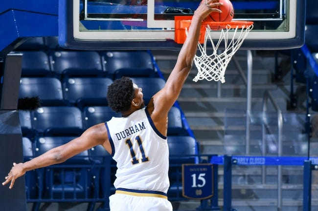 Notre Dame at Boston College: 2/27/21 College Basketball Picks and Predictions