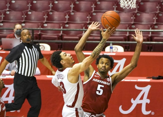 LSU at Arkansas: 2/27/21 College Basketball Picks and Prediction