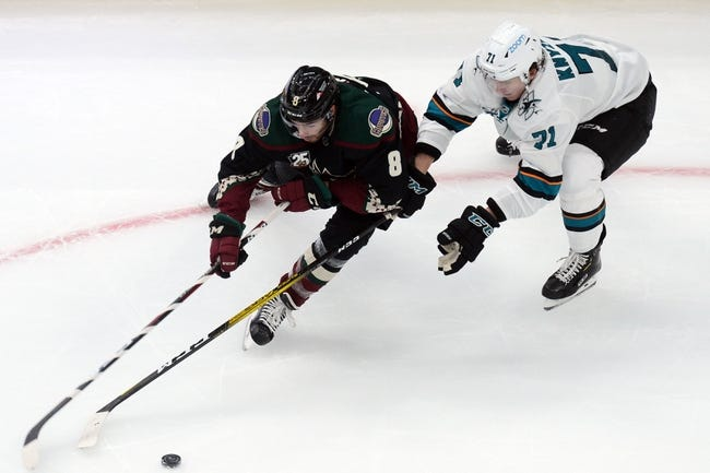 Arizona Coyotes vs San Jose Sharks NHL Picks, Odds, Predictions 3/26/21