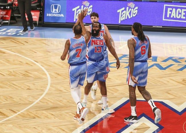 Brooklyn Nets vs Milwaukee Bucks NBA Picks, Odds, Predictions 1/18/21