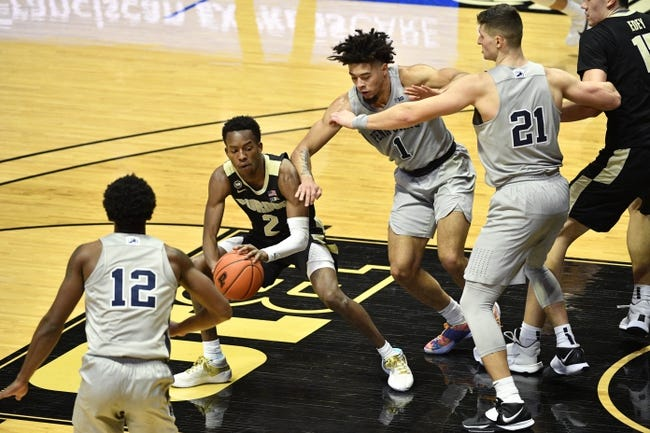 Purdue at Penn State 2/26/21 College Basketball Picks and Predictions