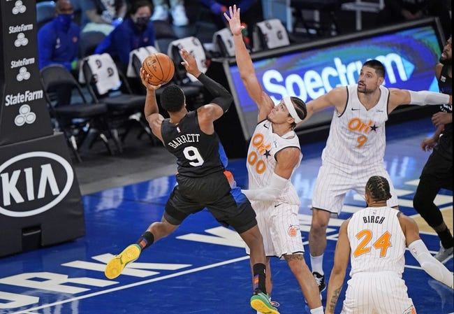 Orlando Magic vs New York Knicks NBA Picks, Odds, Predictions 2/17/21