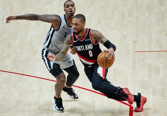 Portland Trail Blazers vs New York Knicks NBA Picks, Odds, Predictions 1/24/21