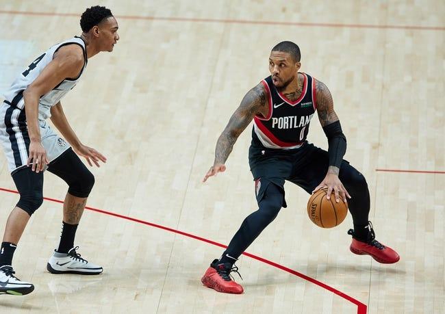 Portland Trail Blazers vs Oklahoma City Thunder NBA Picks, Odds, Predictions 1/25/21