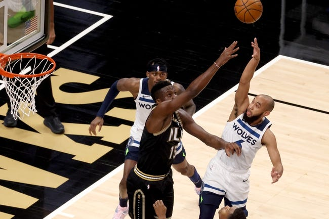 Atlanta Hawks at Minnesota Timberwolves - 1/22/21 NBA Picks and Prediction
